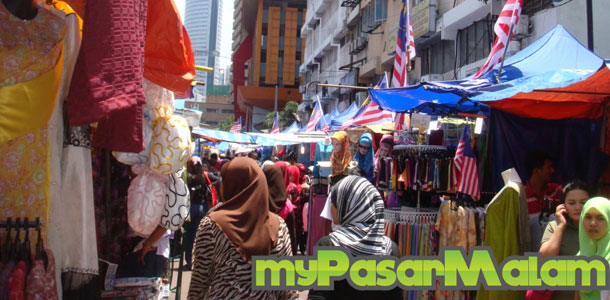 Bazar Aidilfitri Jalan TAR